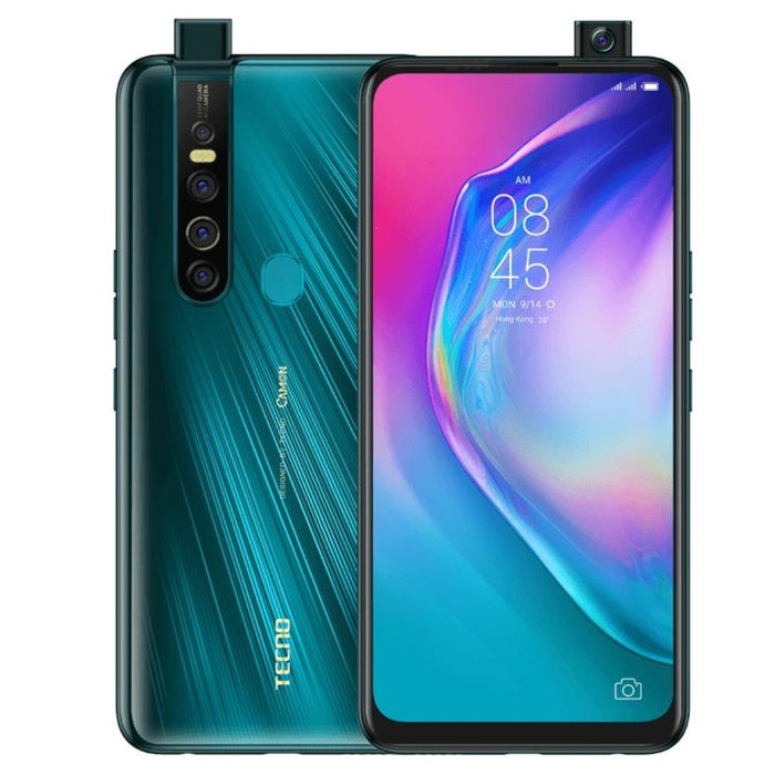 update alt-text with template Tecno Camon 15 Pro 128GB Dual-SIM Smartphone (Ice Jadeite)-Tecno-Smartphone Shop | Buy Online