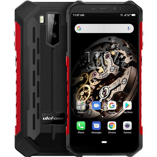 update alt-text with template Ulefone Armor X5 32GB 4G LTE Dual-SIM Rugged IP68 Smartphone-Ulefone-Smartphone Shop | Buy Online