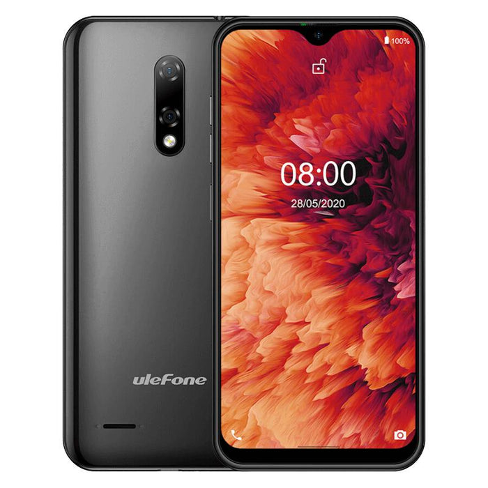 update alt-text with template Ulefone Note 8P 16GB 4G Dual-SIM Smartphone (Black)-Ulefone-Smartphone Shop | Buy Online