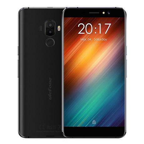 "Ulefone S8 5.3"" Dual Rear Cameras Android 7.0 Smartphone"
