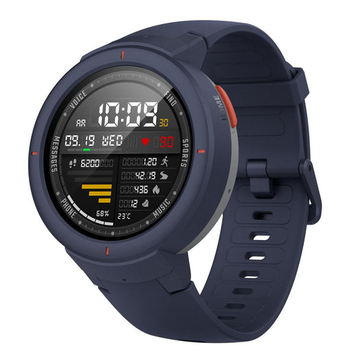 Xiaomi Amazfit Verge Smartwatch 1.3inch AMOLED Display - Smartphone Shop | Buy Online
