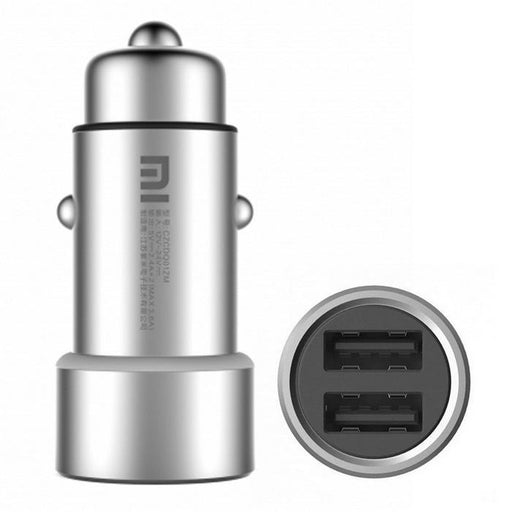 Xiaomi 2 in 1 USB 3.1 Dual USB 5V/3.6A Car Charger Quick Charge - Smartphone Shop | Buy Online