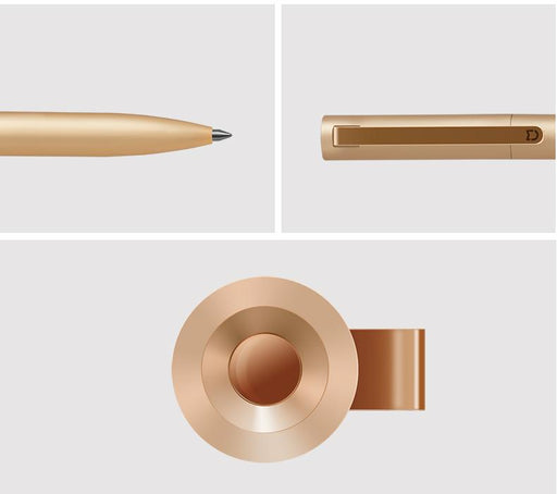 update alt-text with template Xiaomi Mi Aluminum Rollerball Pen (Gold)-Xiaomi-Smartphone Shop | Buy Online
