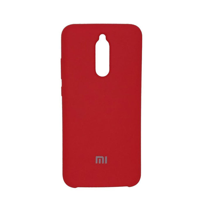 update alt-text with template Xiaomi Mi Premium Silicone Cover for Redmi 8-Xiaomi-Smartphone Shop | Buy Online