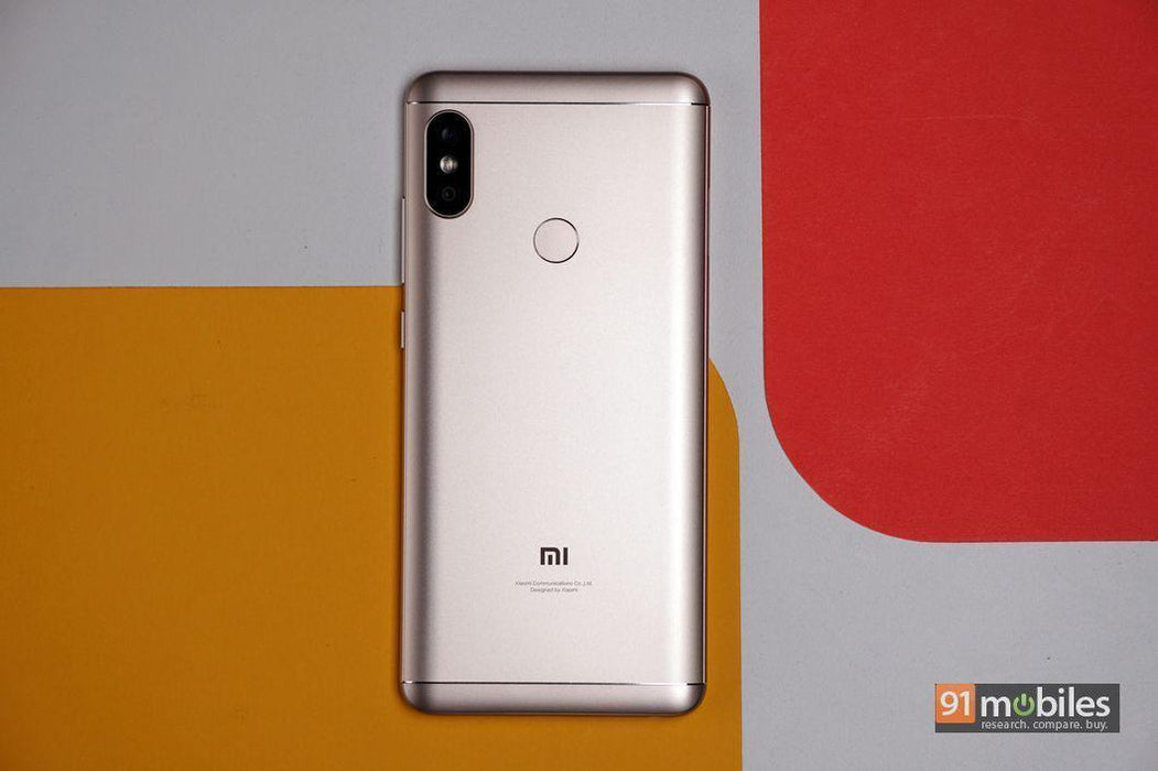 Xiaomi Note 5 Smartphone AI Face ID 3GB 32GB - Smartphone Shop | Buy Online