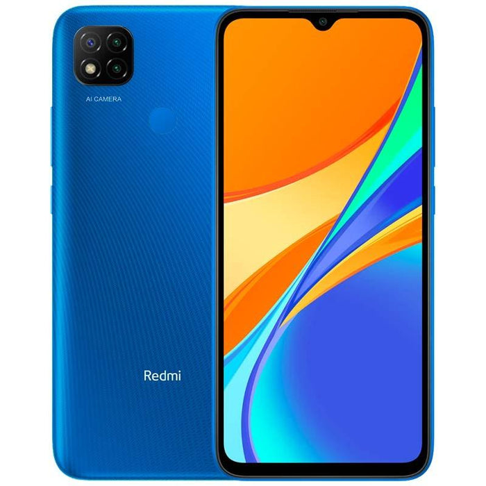 update alt-text with template Xiaomi Redmi 9C 64GB Dual-SIM Smartphone-Xiaomi-Smartphone Shop | Buy Online