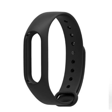 Mi Band 3 - Silicone Replacement Strap - Smartphone Shop | Buy Online