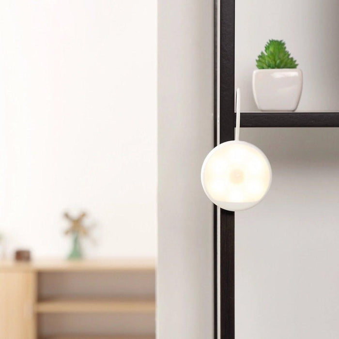 Xiaomi Yeelight YLYD01YL LED Infrared Body Motion Sensor Night Light USB Rechargeable Magnetic Lamp