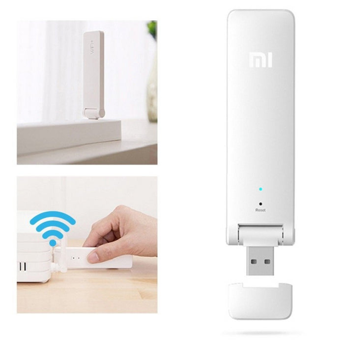 Xiaomi Mi 300Mbps Wifi Amplifier V2 - Smartphone Shop | Buy Online