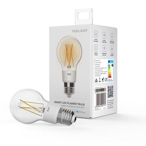 update alt-text with template Yeelight Smart LED 700 Lumen E27 Filament Bulb-Xiaomi-Smartphone Shop | Buy Online