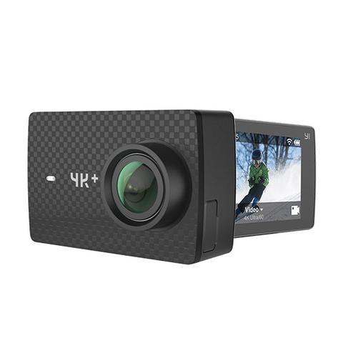 Yi II International WiFi 4K Action Camera + Waterproof Case