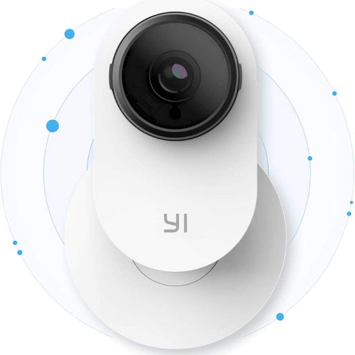 update alt-text with template Yi Smart Home 3 Static 1080p 107 Micro SD Slot Camera White-YI-Smartphone Shop | Buy Online