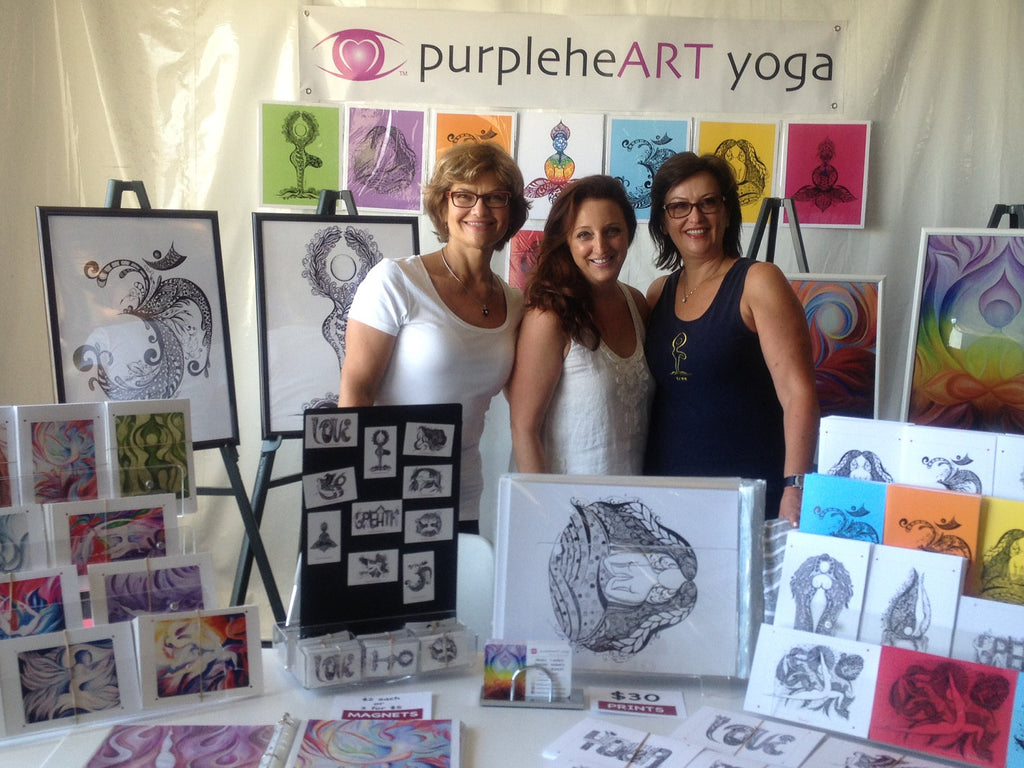 San Diego Yoga Journal Conference and Show, July 2014
