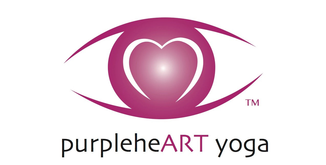 PurpleheARTyoga and Art