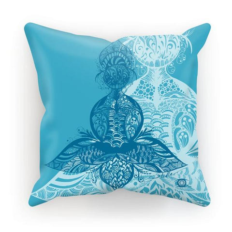LOTUS Colourful Cushion