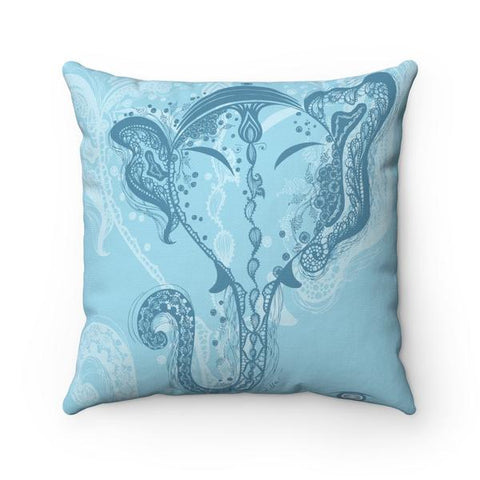 GANESH Square Pillow Case