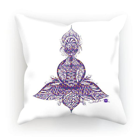 LOTUS White Cushion