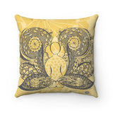BUTTERFLY Square Pillow Case