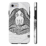 NAMASTE Tough Phone Case