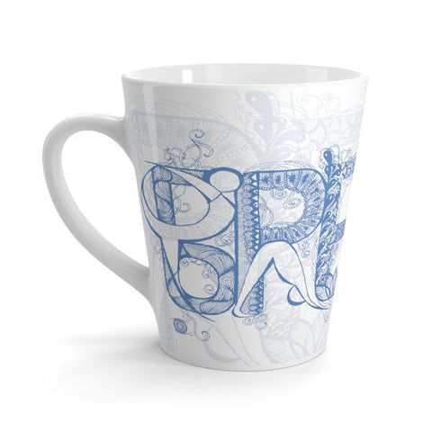 BREATH Latte Mug