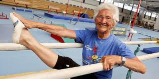 Sports in Old Age - Successful Aging Means We Are Always Creating; Join the Livingto100.Club