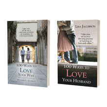 Husband and Wife 100 Day Love Challenge (Book Bundle)