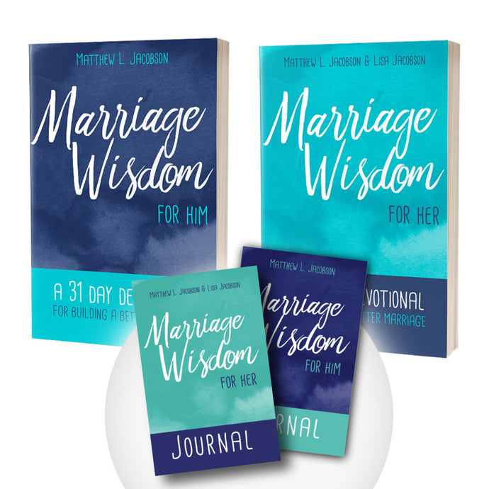 Wisdom For Marriage (Book Bundle & Journal PDF Download)