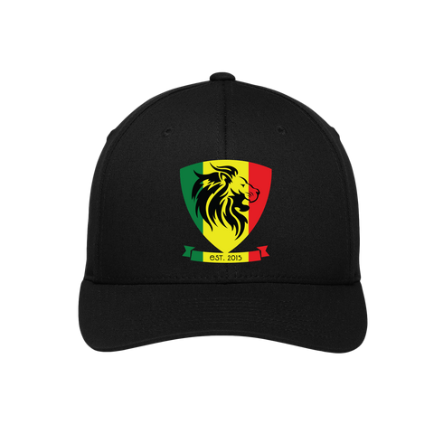 Rasta Flexfit® Ball Hat