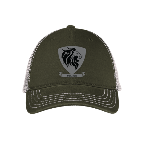 Ladies' Original Army/White Trucker Hat