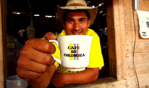 10 Dollar Coffee : Cup of Colombia