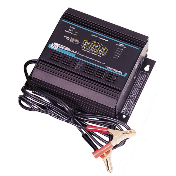 Xantrex Truecharge 10 Battery Charger - 1 Bank [804-0100] - Electrical