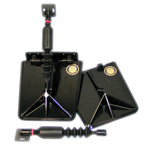 Nauticus Sx9510-80 Smart Tab Sx Composite Trim Tabs 9.5 X 10 F-16-20 Boats W-150-225 Hp [Sx9510-80] - Boat Outfitting