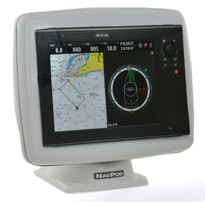 Navpod Pp5063 Powerpod Precut F-Simrad Nss12 [Pp5063] - Boat Outfitting