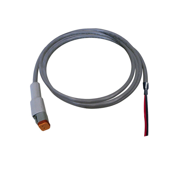 Uflex Power A M-P3 Main Power Supply Cable - 9.8 [42053K] - Boat Outfitting