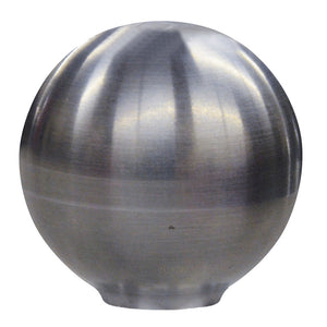 Ongaro Shift Knob - 1- - Smooth Ss Finish [50040] - Boat Outfitting