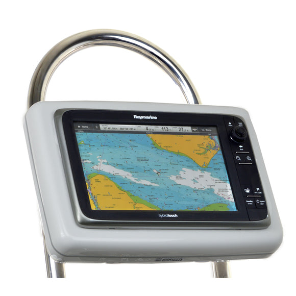 Navpod Gp2203 Sailpod Pre-Cut F-Raymarine C125 - C127 - E125 - E127 F-12 Wide Guard [Gp2203] - Boat Outfitting