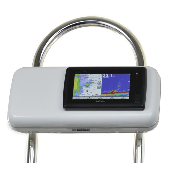 Navpod Gp2501 Systempod Pre-Cut F-Garmin 7Xx And 7X Series [Gp2501] - Boat Outfitting