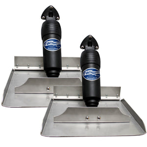 Bennett Bolt 12X4 Electric Trim Tab System - Control Switch Required [Bolt124] - Boat Outfitting