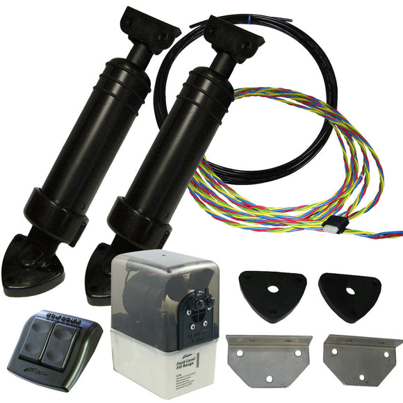 Bennett Lenco To Bennett Conversion Kit - Electric To Hydraulic [V351Lk] - Boat Outfitting