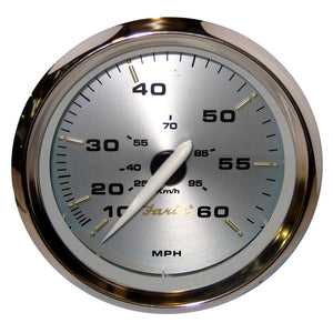 Faria Kronos 4 Speedometer - 60Mph (Mechanical) [39009] - Boat Outfitting
