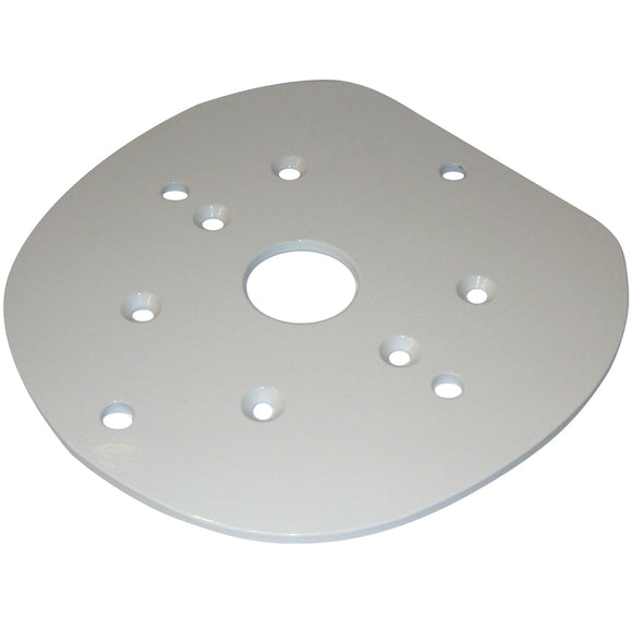 Edson Vision Series Mounting Plate F-Simrad Halo Open Array [68575] - Boat Outfitting