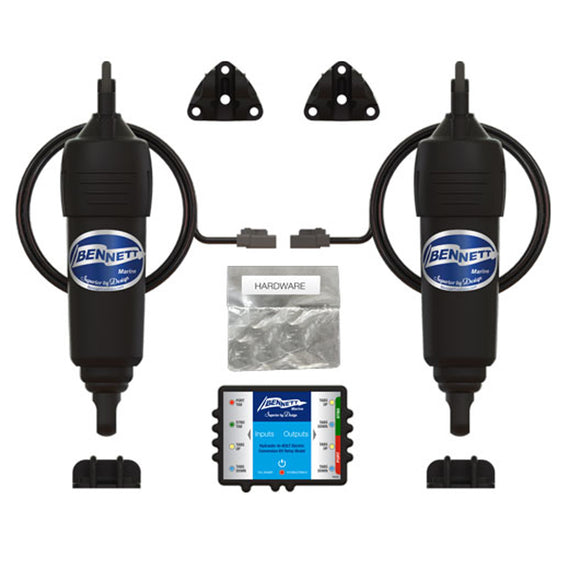 Bennett Hydraulic To Bolt Electric Conversion Kit [Hydboltcon] - Boat Outfitting