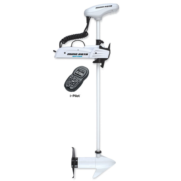Minn Kota Riptide Powerdrive 55 Trolling Motor W-I-Pilot Bluetooth - No Foot Pedal Included - 12V-55Lb-48 [1363556] - Boat Outfitting