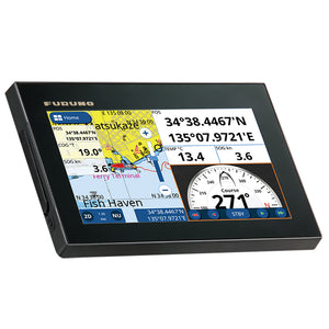 Furuno Gp1871F 7 Gps-Chartplotter-Fishfinder 50-200 600W 1Kw Single Channel Chirp [Gp1871F] - Marine Navigation & Equipment