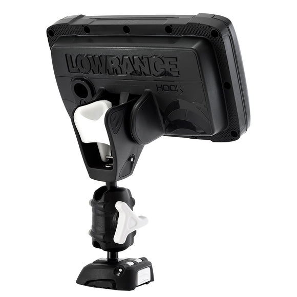 Lowrance Rokk Mini Hook2 Kayak Mount [000-14969-001] - Boat Outfitting