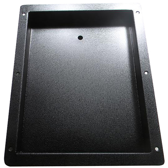 Rod Saver Flat Foot Recessed Tray f-Wireless Foot Pedals - Minn Kota or MotorGuide [FFWC]