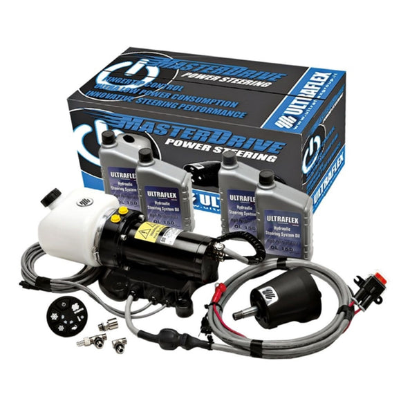 Uflex MD32T w-Tilt MasterDrive Retrofit Kit Steering System [MD32T]
