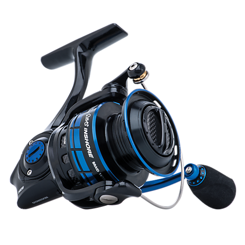 Abu Garcia® Revo Inshore Spinning Fishing Reel - Fishing Reels