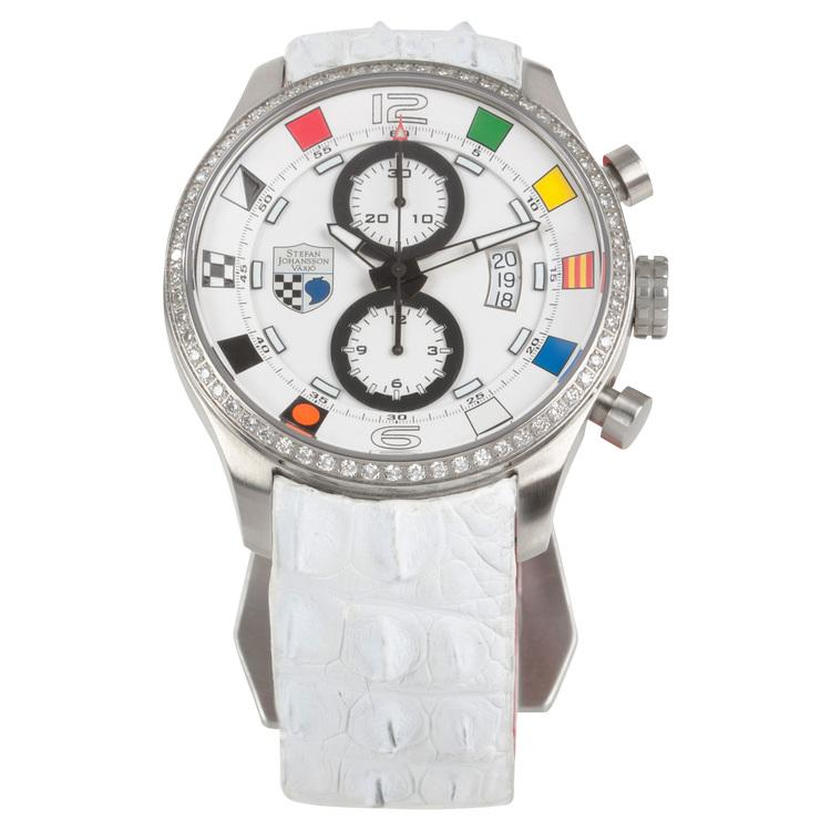 Mark VIIIE - 034 (Bezel Diamond)