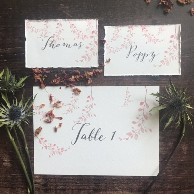 Poppy Place card